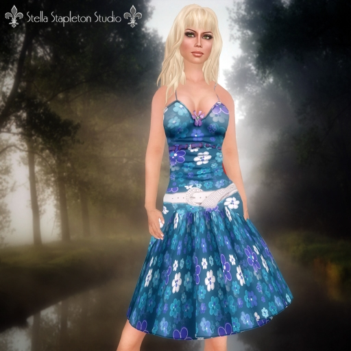 fashionity-royal-blue-florence-animah-pose-maitreya-hair-dc-skin-lina