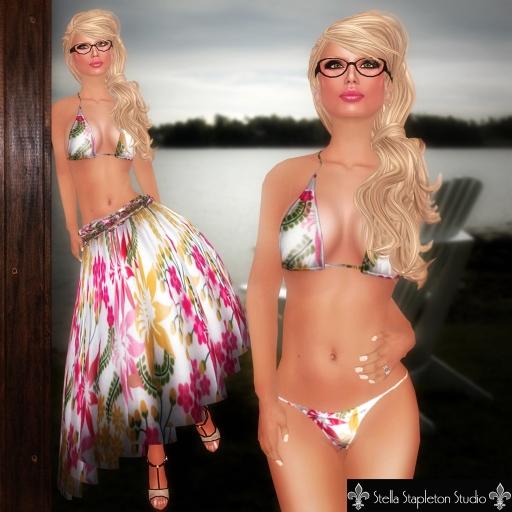 SHIKI - Bikini outfit  Solar eyewear, pose IE_001 copy