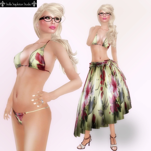 SHIKI - Bikini outfit