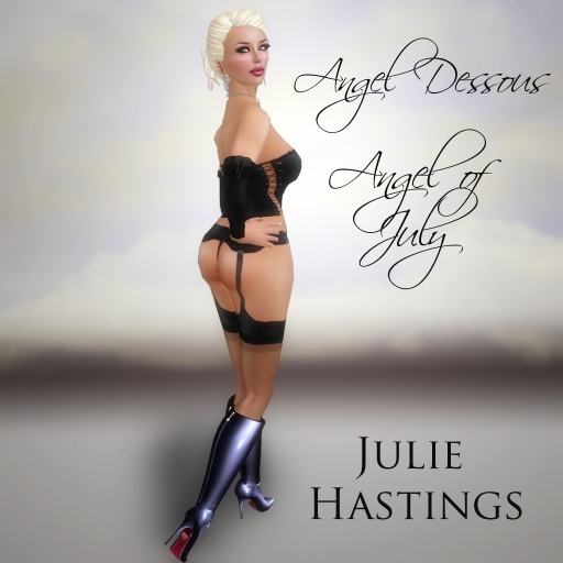 Julie Hastings Angel of July 1