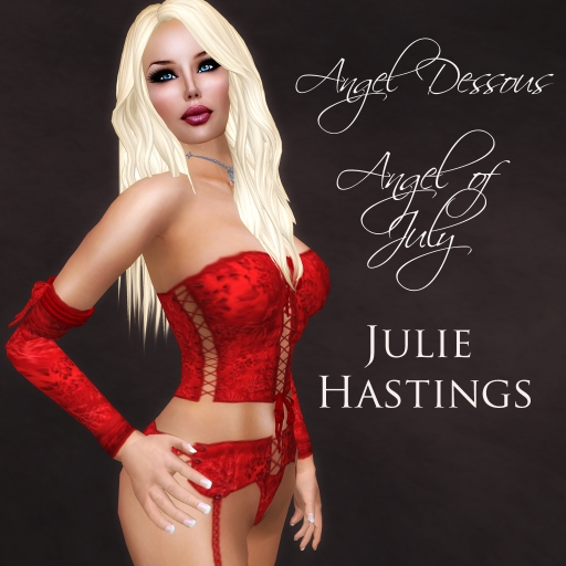 Julie Hastings Angel of July 2