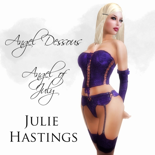 Julie Hastings Angel of July 3