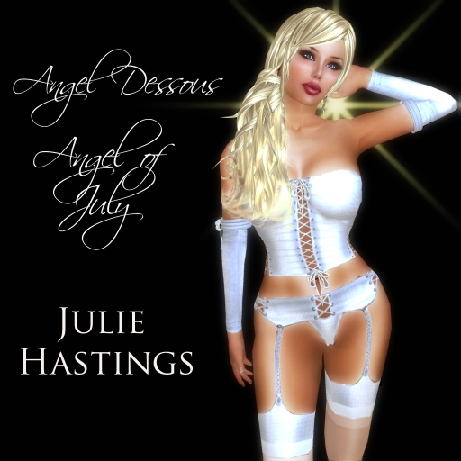 Julie Hastings Angel of July 4