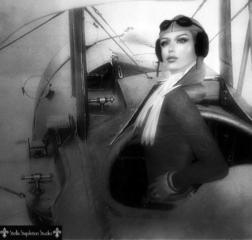 RD Amelia the Pilot