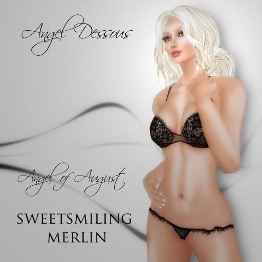 Sweetsmiling Merlin
