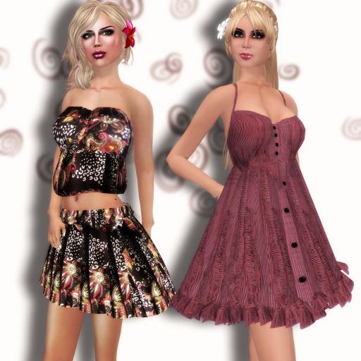 Modd.G Indie dress