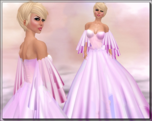Pout Ethereal gown