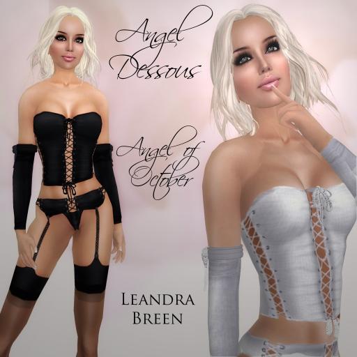 Angel of October Leandra Breen