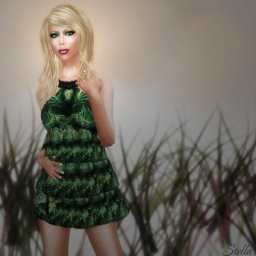 Modd.G  Hannah Frill dress