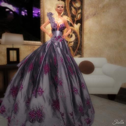 SAS Trouble gown