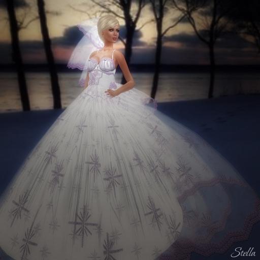 Seldom Blue Kira Bridal Gown